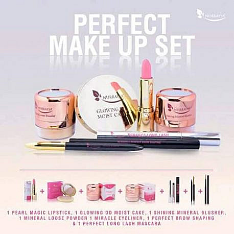 Perfect Makeup Set
